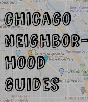 Chicago Neighborhood Guides